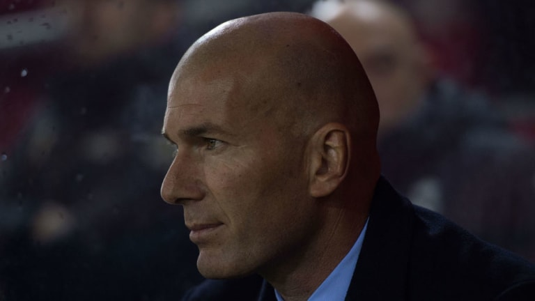 Zinedine Zidane Claims Real Madrid Are Not in Desperate Need of a Keeper Despite Imminent Kepa Deal