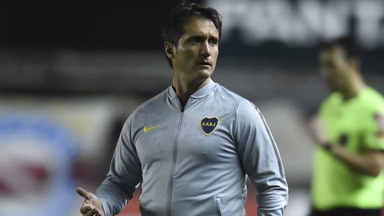 El probable equipo de Boca para enfrentar a Gimnasia por Copa Argentina