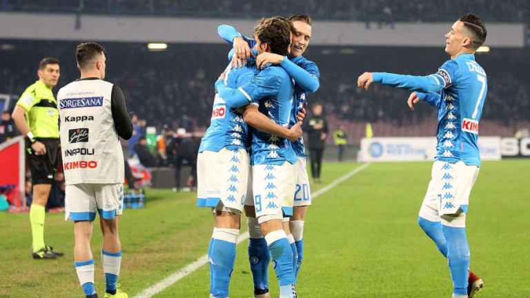 Napoli 3-2 Bologna: Report, Ratings & Reaction as Partenopei See Off Valiant Rossoblu