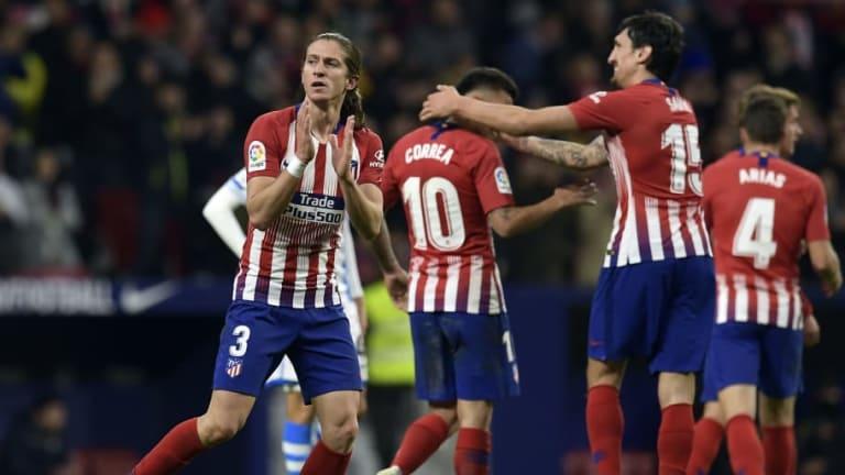 Lo bueno, lo malo y lo feo de la victoria del Atlético en el Wanda ante la Real Sociedad