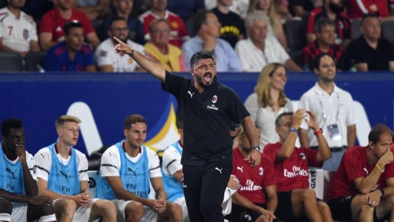 'He Stays': New AC Milan Sporting Director Leonardo Backs Genarro Gattuso Amid Conte Speculation