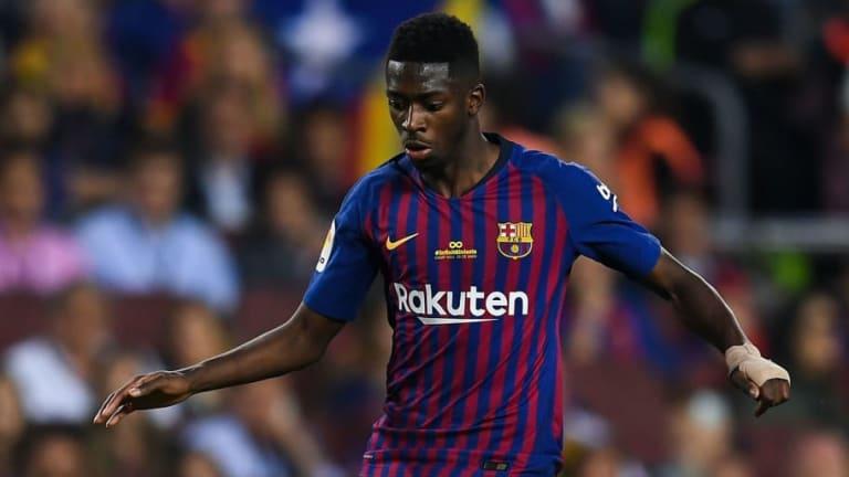 MERCADO | La cantidad por la que el FC Barcelona dejaría marchar a Dembélé