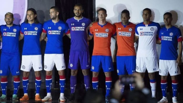 Se filtra el jersey de Cruz Azul para el Clausura 2019