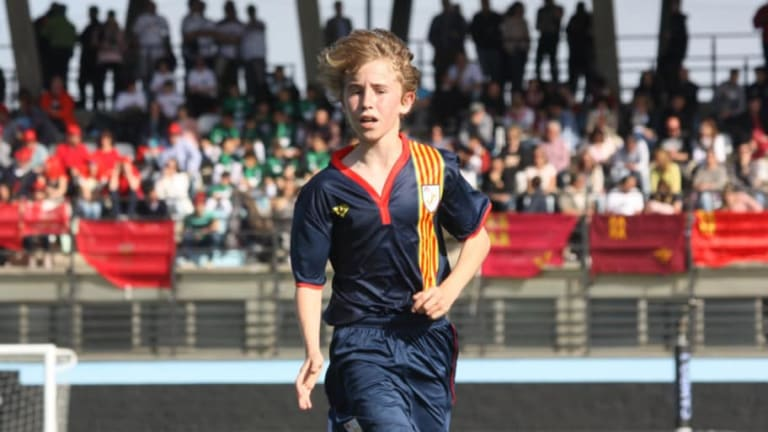REVELADO | La perla estadounidense de 14 años que ha fichado el Barça para la cantera