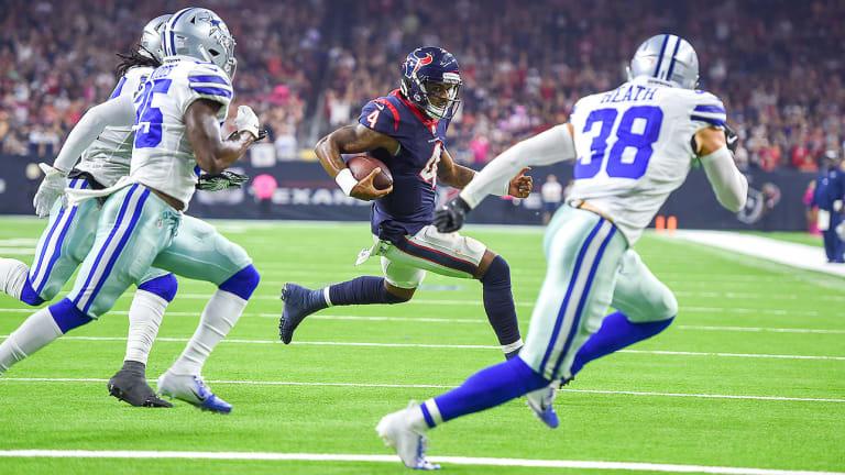 Texans Must Protect Deshaun Watson Better