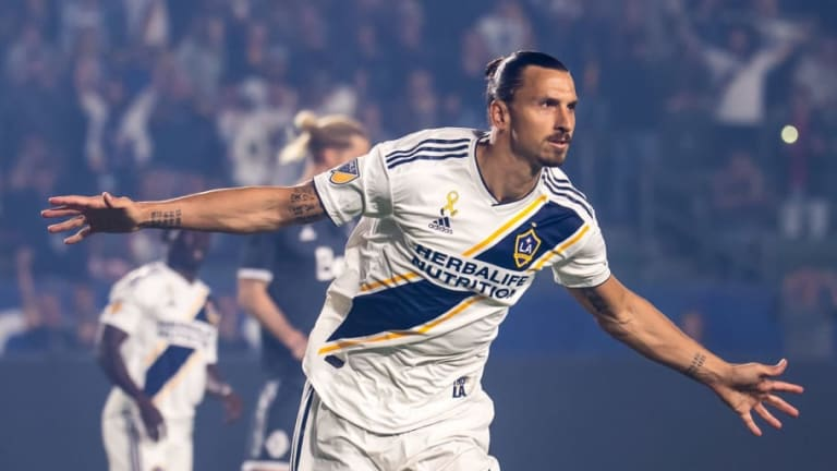 LA Galaxy Confirm the Re-Signing of AC Milan Target Zlatan Ibrahimovic for 2019 Season