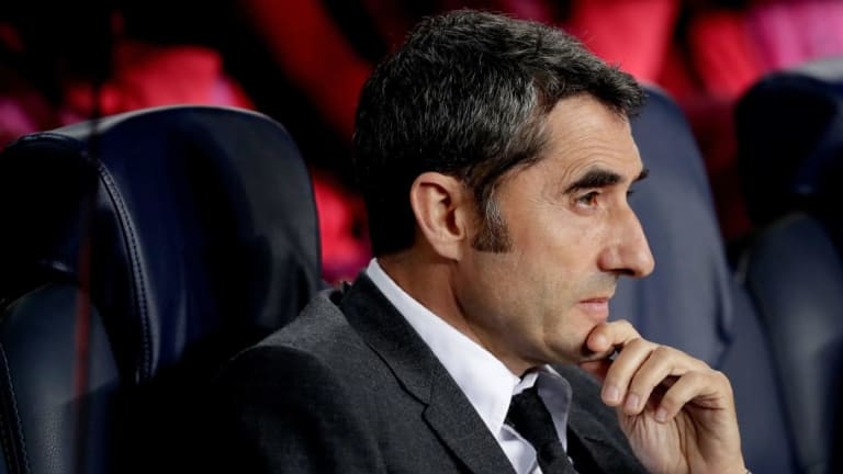 Ernesto Valverde Insists Barcelona Want to Keep Winning in Lionel Messi's Absence