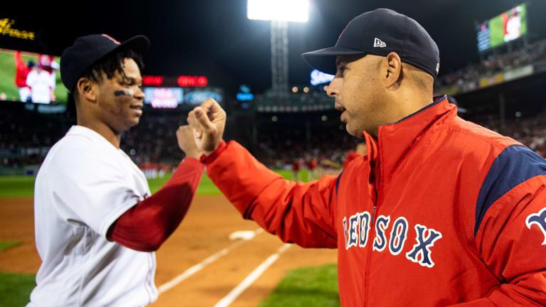 Red Sox Reach a Record 106 Wins, Clinch Home-Field Advantage Through World Series