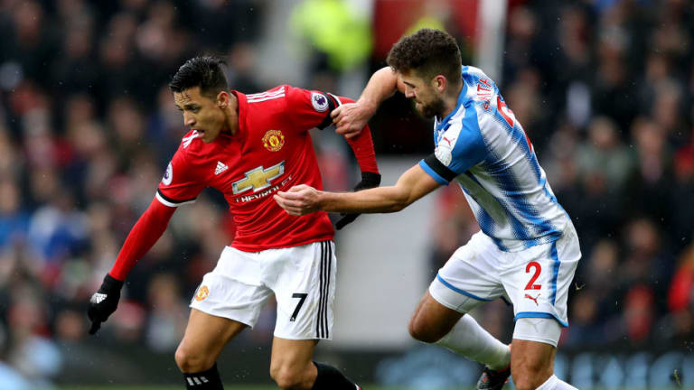Jose Mourinho Calls for 'Equal Protection' of Alexis Sanchez From Referees Ahead of Newcastle Clash