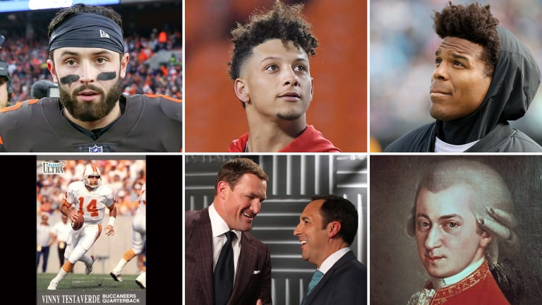 Baker Mayfield Needs a Better Nemesis Than Hue Jackson, Mahomes Is Your 2018 NFL MVP