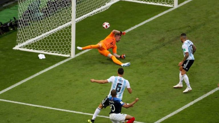Los 2 jugadores que renuncian a la Selección Argentina luego de perder ante Francia