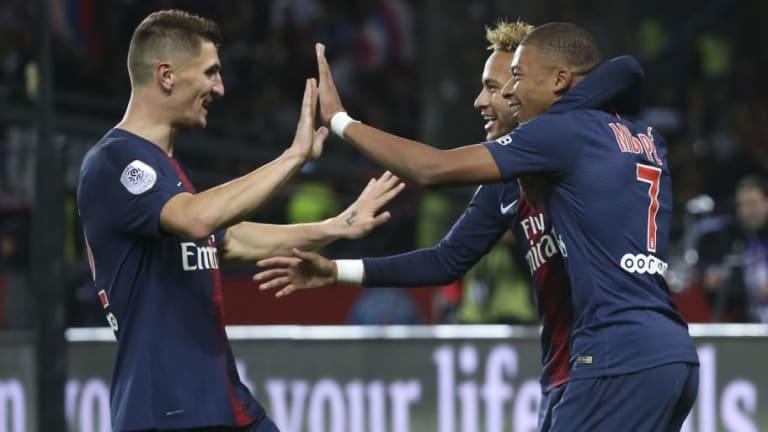 El PSG puede conseguir un récord histórico frente al Marsella