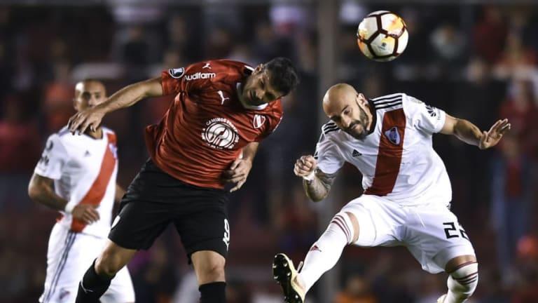 PICANTE | Gigliotti habló sobre la posible final de la Copa Libertadores y se acordó del VAR