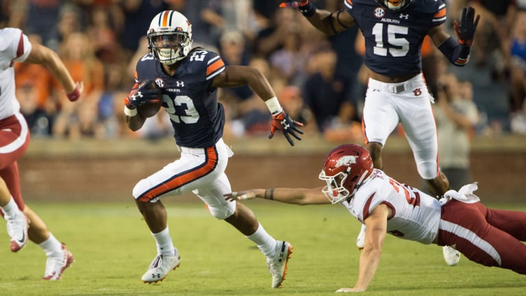 How to Watch Auburn vs. Mississippi State: Live Stream, TV Channel, Game Time