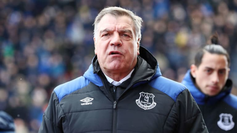 Sam Allardyce Dismisses Concerns About His Job as Toffees' Up and Down Season Continues