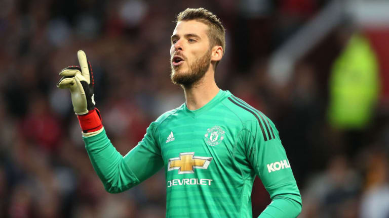 Why Man Utd Have to Make David de Gea Their New Captain if He's Ready to Commit His Future