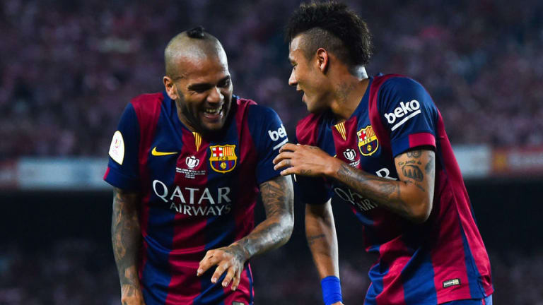 Dani Alves revela cuál fue la razón por la que Neymar decidió salir del Barça