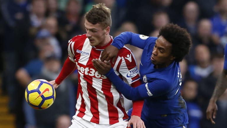 Stoke City Youngster Josh Tymon Joins League One Outfit MK Dons on Loan