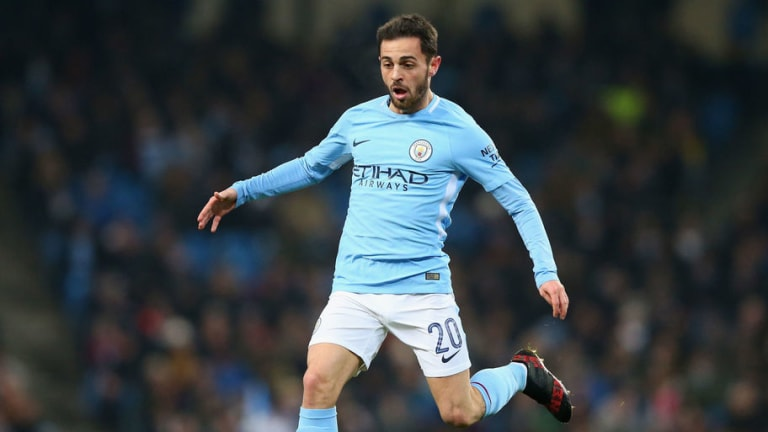 Bernardo Silva Reveals Old Dressing Room Nickname and Why He's Happy With His Squad Role at Man City