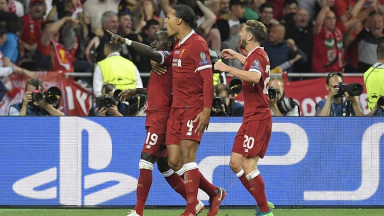 Liverpool Fans Take to Twitter to Lambast Midfielder's Poor Performance in Champions League Final