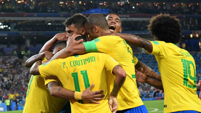 El 1x1 de la victoria de Brasil ante Serbia (0-2)