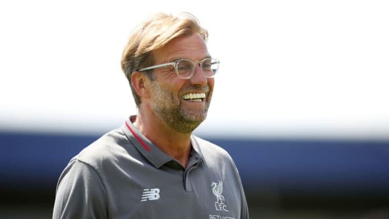 Jurgen Klopp Believes the 'Future Is Bright' for Star at Liverpool Despite Summer Exit Rumours