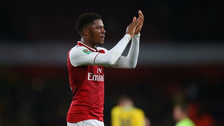 Report Claims Arsenal Striker Chuba Akpom Is Set to Sign for Greek Side PAOK