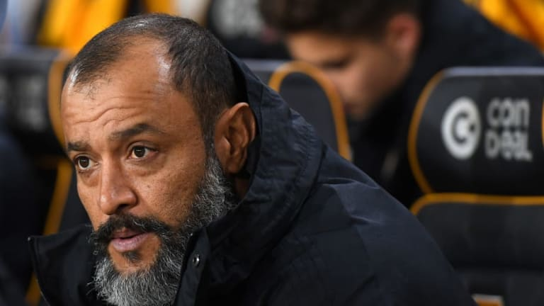 Nuno Espirito Santo Insists Wolves 'Will Not Change' Despite Consecutive League Defeats