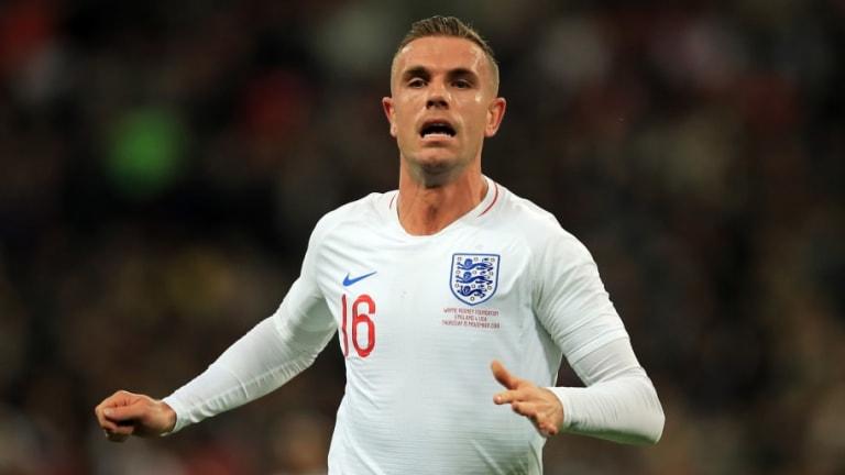 Jordan Henderson Returns to Liverpool Following Injury Picked Up During International Break