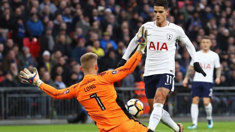 Tottenham's Erik Lamela Admits to Feeling Optimistic Ahead of Juventus Champions League Clash
