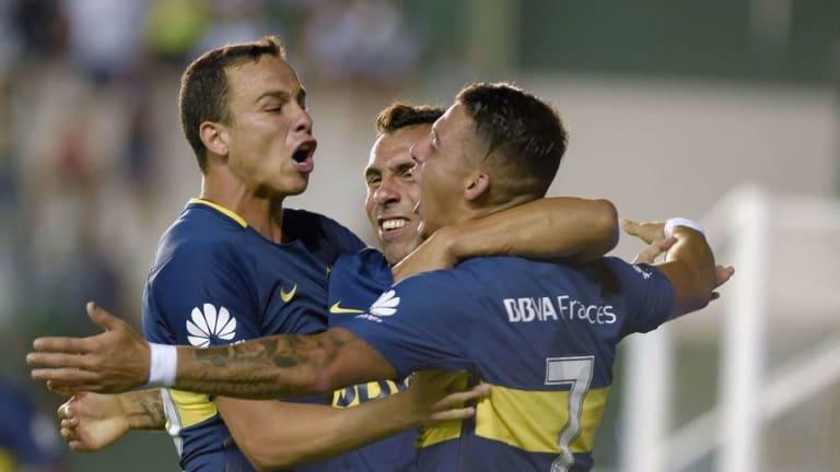 Banfield 0-1 Boca Juniors   El unoxuno del Xeneize
