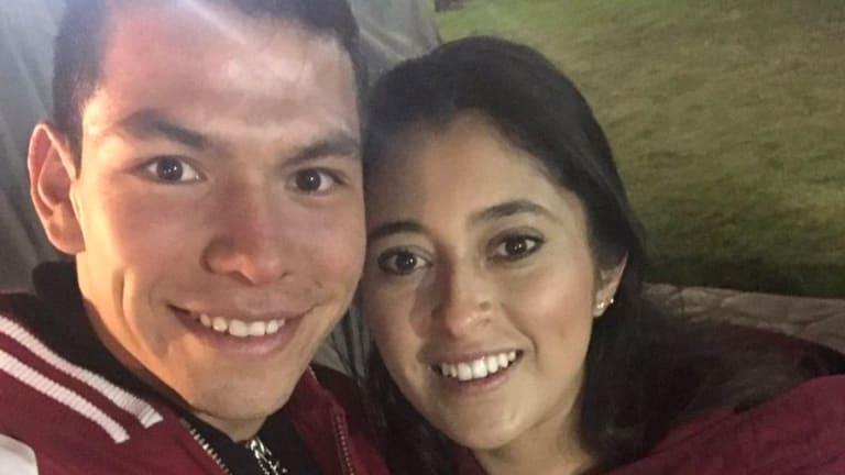 #Emotivo | El tierno mensaje de Chucky Lozano para su esposa Ana Obregón