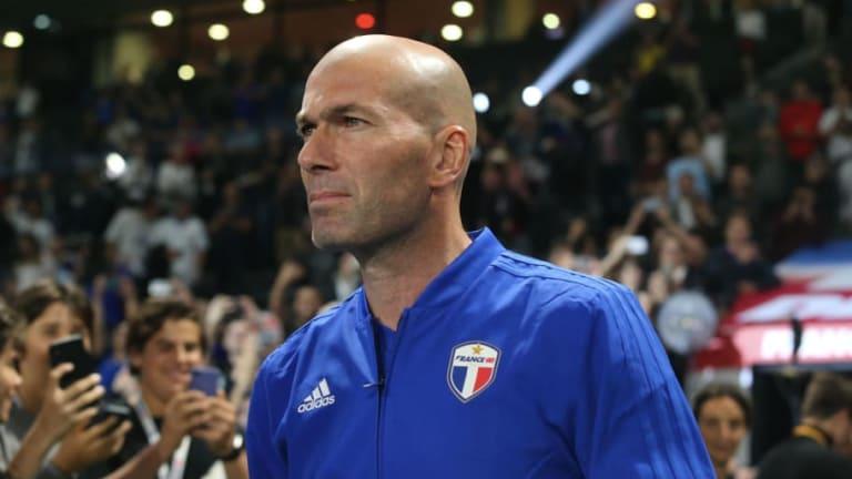 SORPRESA   Zidane podría dirigir a un mexicano en Europa