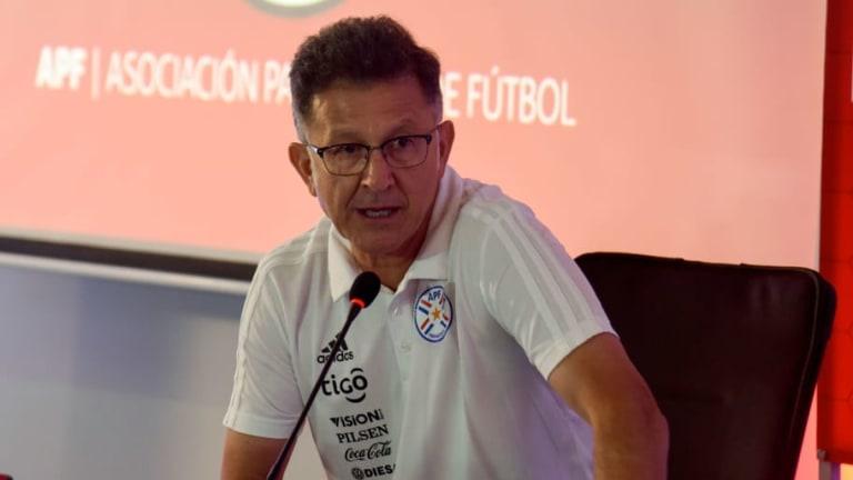 TREMENDO: Juan Carlos Osorio convocó a 6 jugadores que militan en MLS para la selección de Paraguay