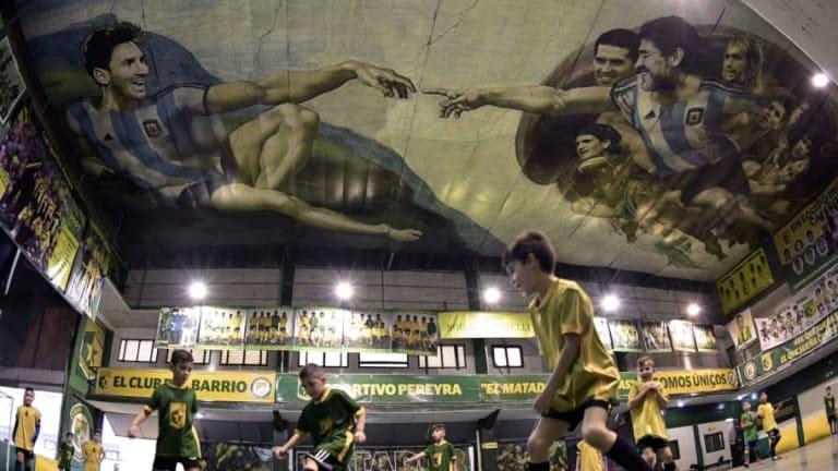 ESPECTACULAR | El récord de Juan Román Riquelme en la Selección del que nadie habla