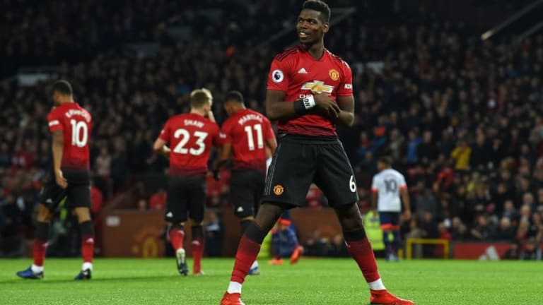 Man Utd 4-1 Bournemouth: Report, Ratings & Reaction as Red Devils End 2018 in Style