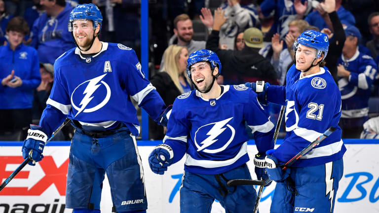 Stanley Cup Odds Update: Lightning Atop the NHL Futures