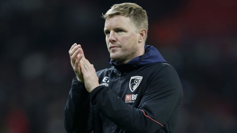 Eddie Howe Insists Tottenham Are Title Contenders After Bournemouth Crash to Heavy Wembley Defeat