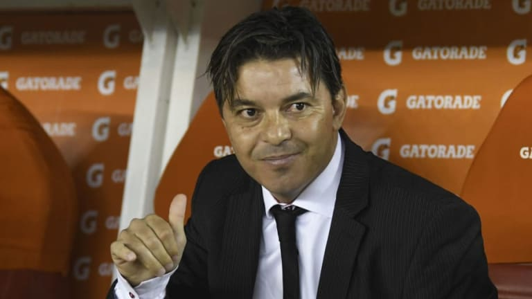 BRILLANTE | La estrategia que ya planeó Marcelo Gallardo para el partido contra Gremio en Brasil