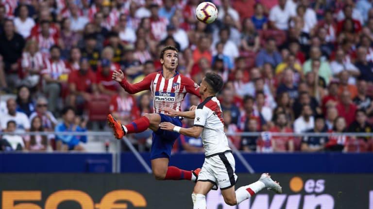 Los mejores tweets de la victoria del Atlético de Madrid en el derbi contra el Rayo