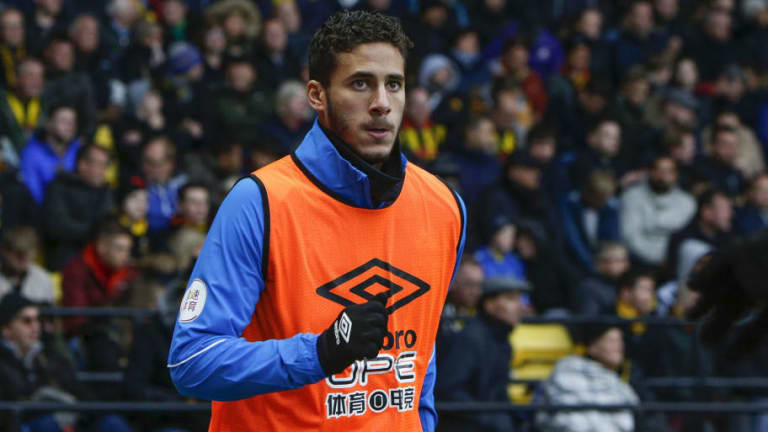 Huddersfield Confirm Ramadan Sobhi Will Leave Club in January to Join Al Ahly on Loan
