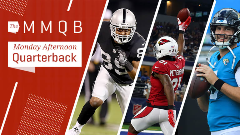 Scouts' Takes on Amari Cooper to the Cowboys, Ideal Teams for Patrick Peterson, More NFL News