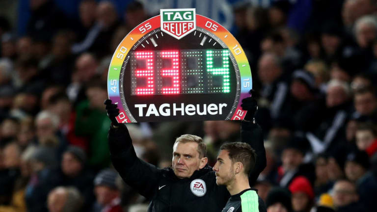 UEFA Set to Approve Use of Fourth Substitution in Games Following Successful Trials