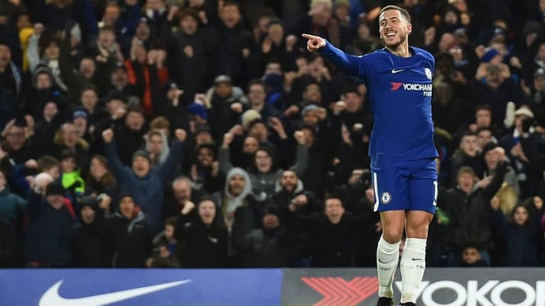 Eden Hazard Lifts the Lid on the Main Reason Behind His Recent Goalscoring Form