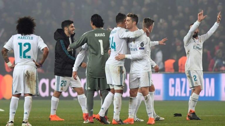 """¿Quién lo dijo?   """"Cuando estaba en el Madrid me preguntaba si se me había olvidado jugar al fútbol"""""""