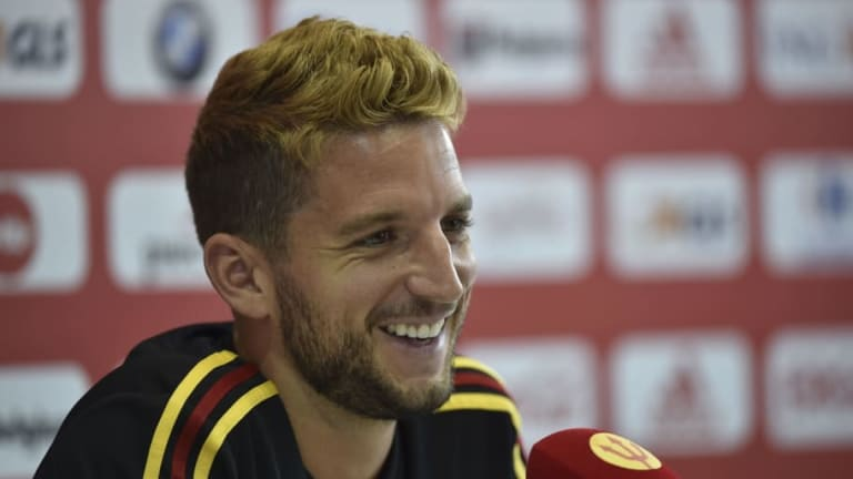 Dries Mertens Reveals His Unusual Motivation for Scoring as Many World Cup Goals as Possible