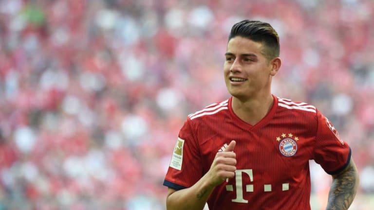Bayern - Eintracht | Alineaciones confirmadas