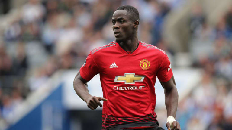 Arsenal & Spurs on Red Alert as Man Utd Defender Eric Bailly Considers January Transfer