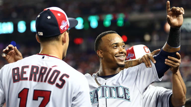In a Record-Setting All-Star Slugfest, the American League Edges the National League in Extras