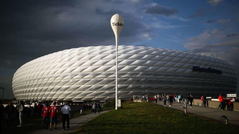 El único jugador que ha ganado siempre al Bayern en sus visitas al Allianz Arena